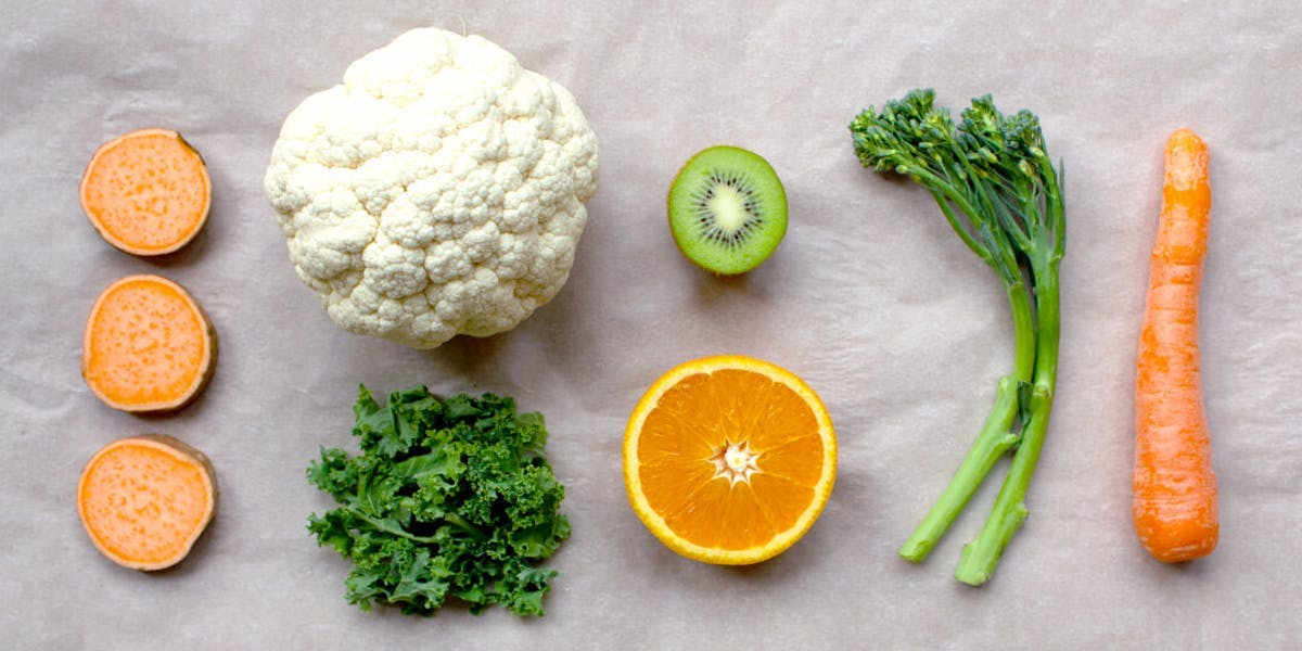 immunity boosting vegetables